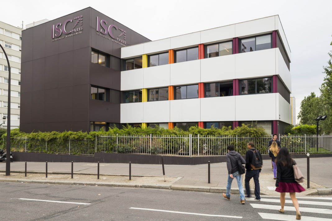 ISC Paris BGA accréditation