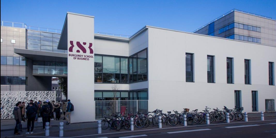 BSB nouveau campus Lyon