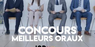 Meilleurs Oraux Postbac 2019 ICD