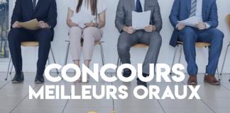 Concours Meilleurs Oraux Postbac 2019 IESEG