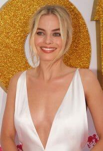 Margot Robbie 8e actrice la mieux payée en 2019