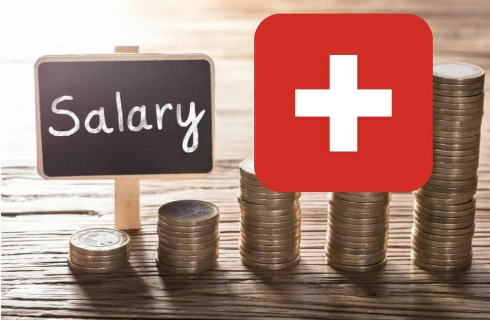 Salaire Moyen Suisse