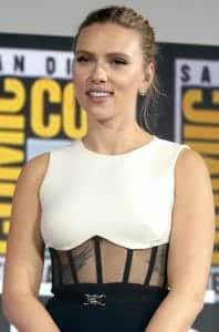Scarlett Johansson actrice la mieux payée en 2019