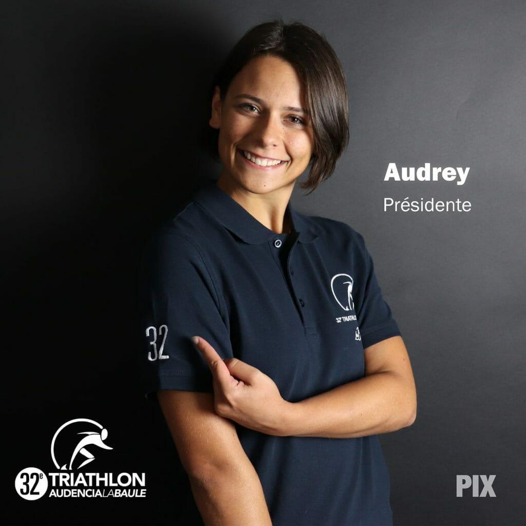 Audrey Gobin Triathlon Audencia-La Baule
