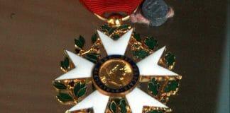 Delphine Manceau Légion d'honneur