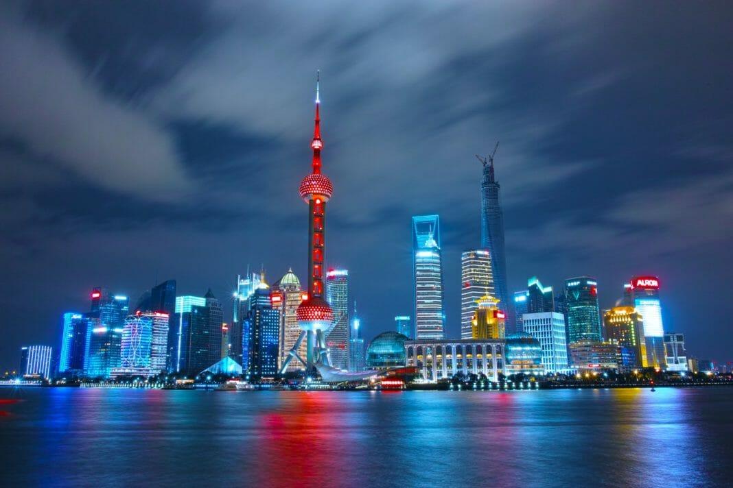 Shanghai Hong Kong chine ville salaire moyen expatrié