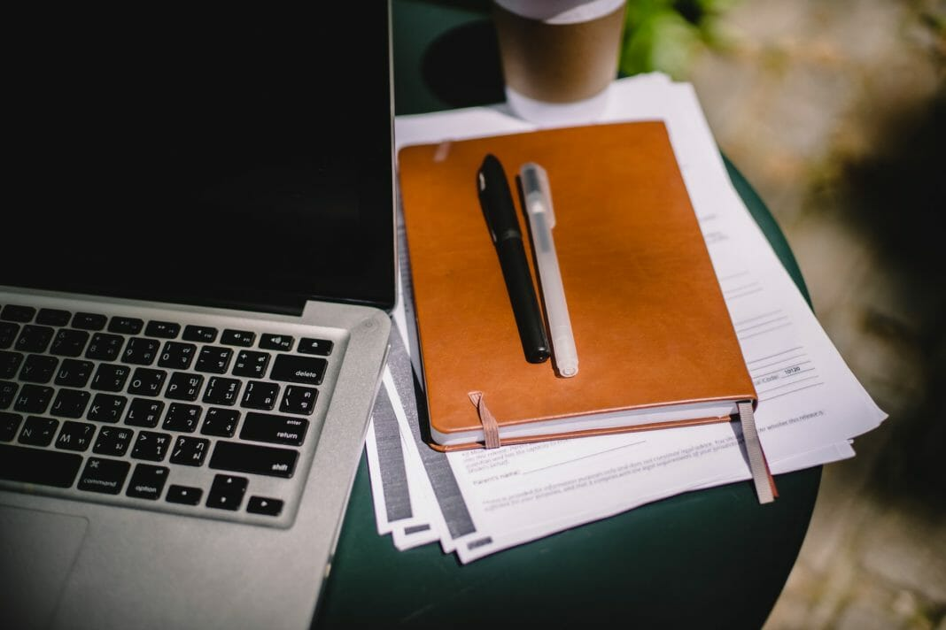 comment rédiger un rapport de stage plan