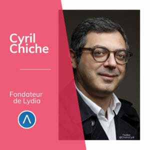 Cyril Chiche Lydia