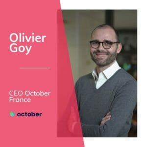 Olivier Goy October