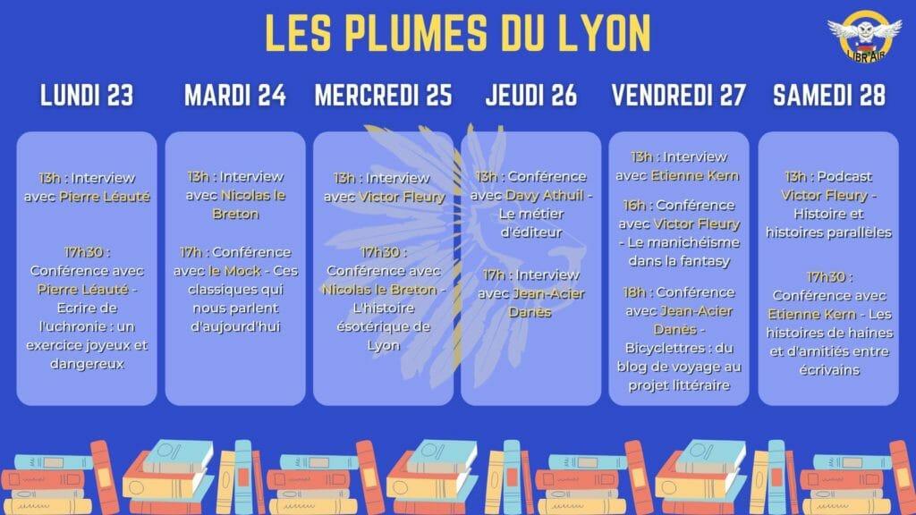 Libr'Air salon du livre Lyon