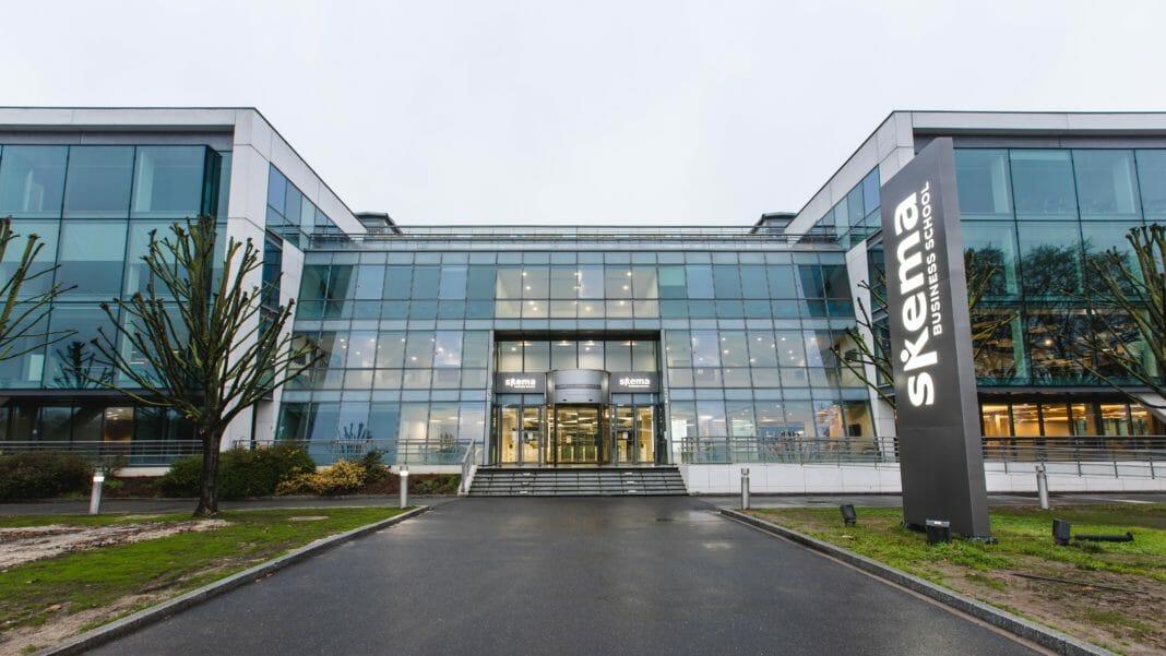 SKEMA Grand Paris MSc finance durable et fintech