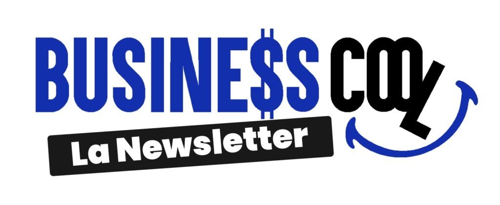 Business Cool Newsletter