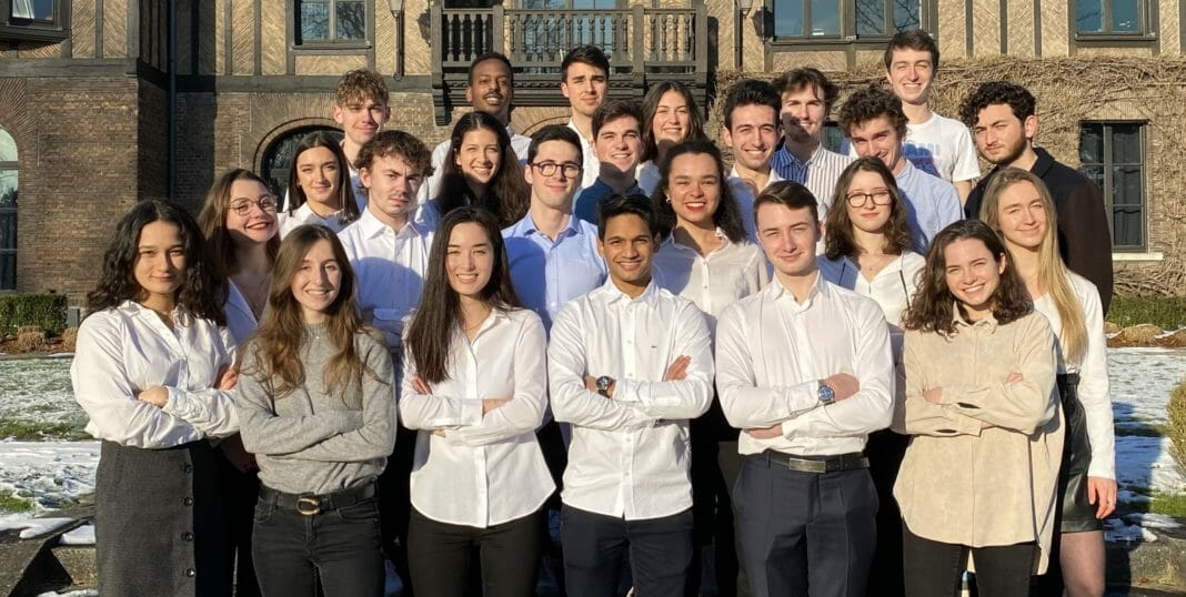 Total EDHEC Entreprendre 2021