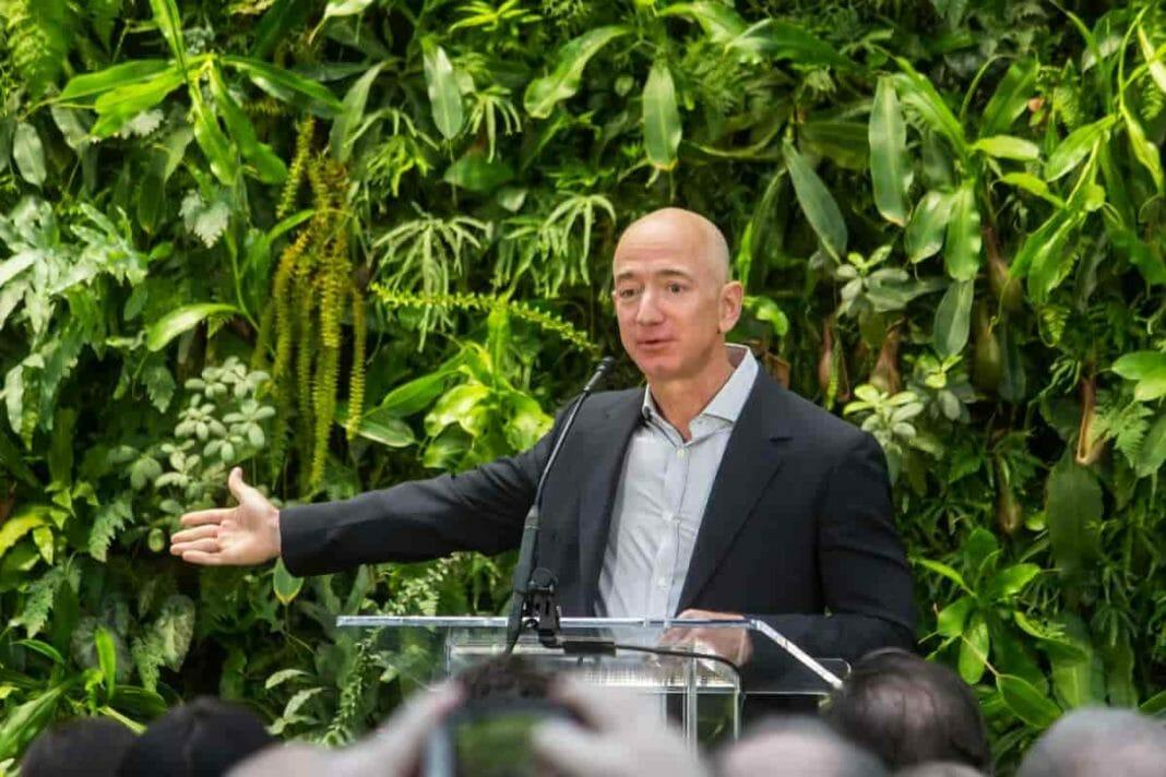 Jeff Bezos fortune