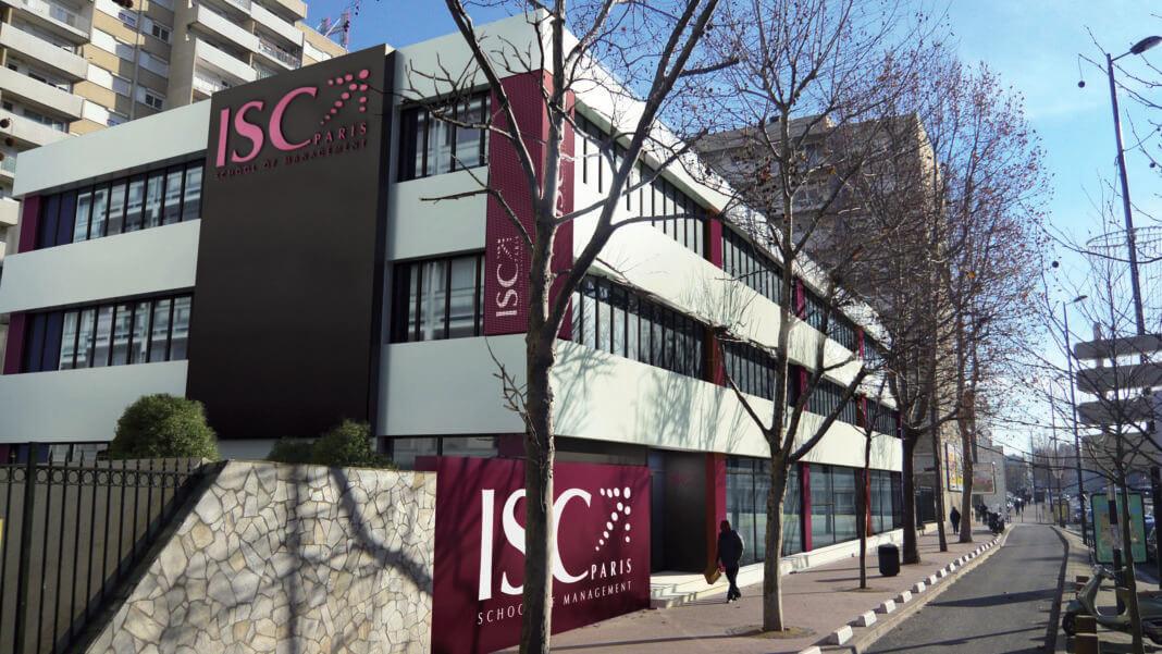 ISC Paris plan stratégique