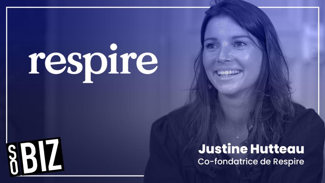 Justine Hutteau Respire